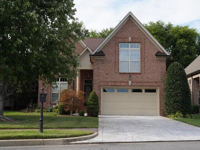 Gallatin Single Family Home For Sale: 1146 Isaac Franklin Dr