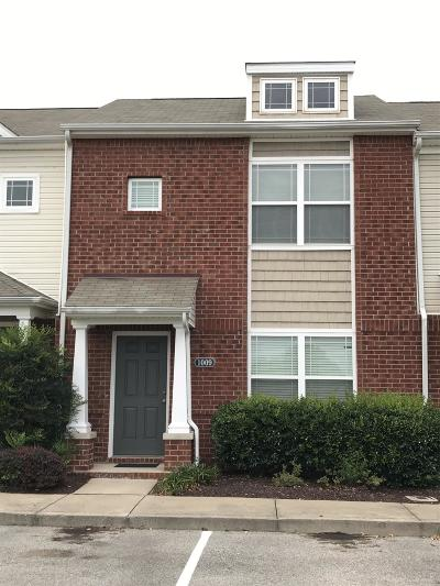 Spring Hill Condo/Townhouse Under Contract - Showing: 1009 Wells Way