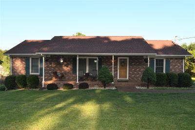 Williamson County Single Family Home For Sale: 7101 Kyles Creek Dr