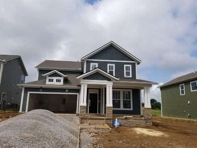 Thompsons Station Single Family Home For Sale: 3368 Vinemont Drive #1550
