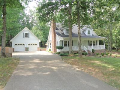 Lawrenceburg Single Family Home For Sale: 1051 Alex Dr