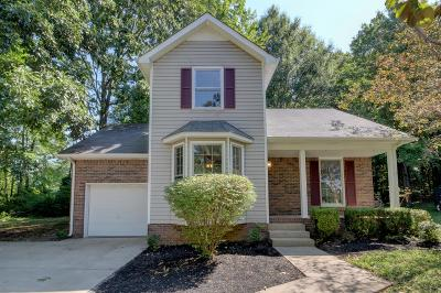 Clarksville Single Family Home For Sale: 201 Kathleen Ct