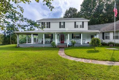 Summertown Single Family Home Under Contract - Showing: 226 Nash Rd