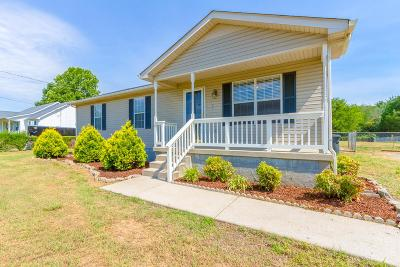 Single Family Home Under Contract - Showing: 7460 Joe Rowlin Rd