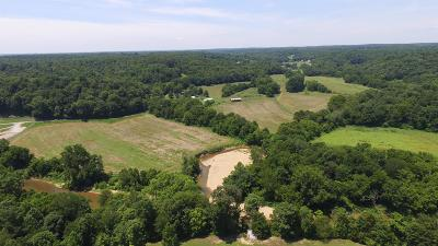 Bon Aqua, Burns, Charlotte, Cumberland Furnace, Dickson, Lyles, Vanleer, White Bluff Residential Lots & Land For Sale: 1135 Thomas Rd