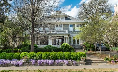 Nashville Single Family Home For Sale: 3704 Richland Ave