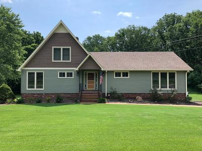 Columbia  Single Family Home For Sale: 1509 Timberwood Dr