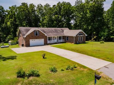 Woodlawn Single Family Home For Sale: 3450 York Landing Rd
