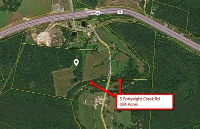 Waynesboro Residential Lots & Land For Sale: 4035 Fortyeight South Rd