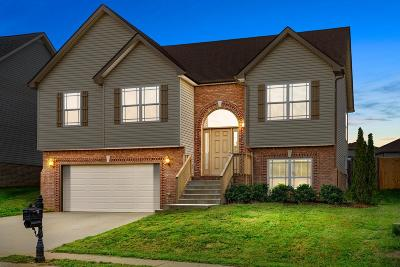 Meadow Wood Park Single Family Home For Sale: 617 Snowshoe Ln