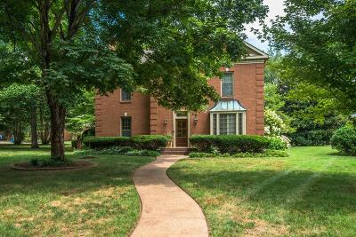 Franklin Single Family Home Under Contract - Showing: 103 Ashlawn Ct