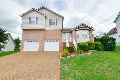 Lavergne Single Family Home Under Contract - Showing: 5112 Mountain Breeze Ct