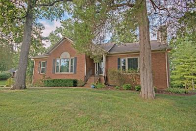 Goodlettsville Single Family Home For Sale: 401 Buffalo Run