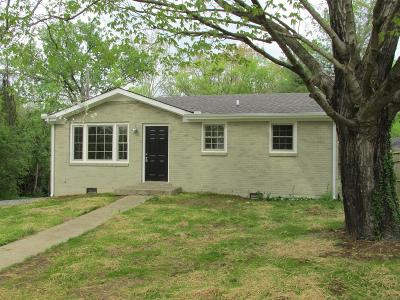 Clarksville Single Family Home Under Contract - Showing: 694 Shelton Ct