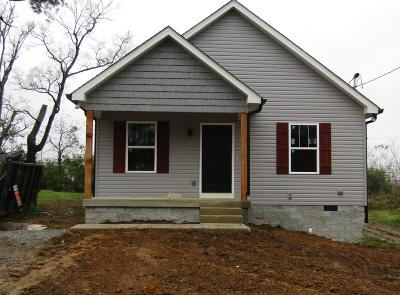 Marshall County Single Family Home For Sale: 812 Liggett Ave.