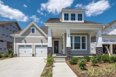 Hendersonville Single Family Home For Sale: 117 Edenburg Dr. Lot 330