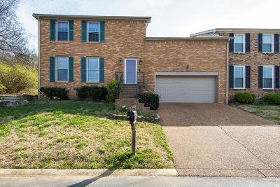 Brentwood Condo/Townhouse Under Contract - Showing: 1634 Vineland Dr