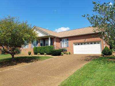 Gallatin Single Family Home For Sale: 134 Putter Point Dr