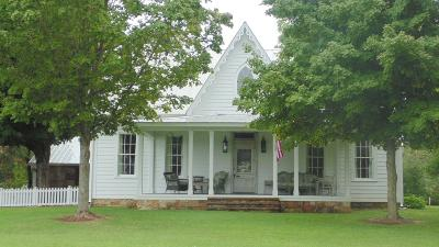 Monteagle Single Family Home For Sale: 363 College St.