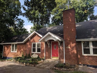 Charlotte Single Family Home For Sale: 3102 Vanleer Hwy