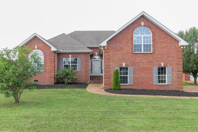 Mount Juliet Single Family Home Under Contract - Showing: 812 Muscogee Way