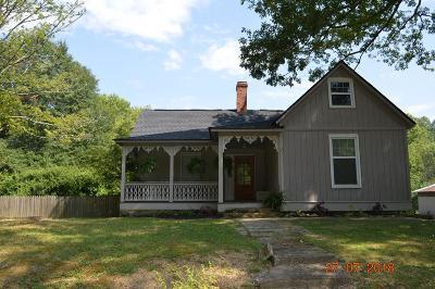 Sewanee Single Family Home For Sale: 171 Maple Street