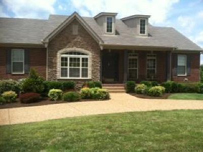 Goodlettsville Single Family Home For Sale: 2051 Katherine Dr