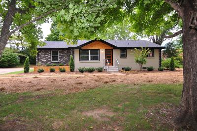 Clarksville Single Family Home Under Contract - Showing: 330 Excell Rd