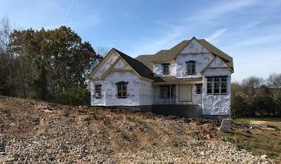 Franklin Single Family Home For Sale: 6010 Blackwell Lane #105