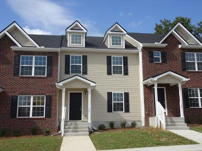 Smyrna, Lascassas Condo/Townhouse For Sale: 107 Glen Valley Cir