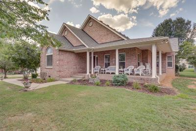 Thompson's Station, Thompsons Station Single Family Home Under Contract - Showing: 4124 Chancellor Dr