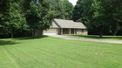 Robertson County Single Family Home Under Contract - Not Showing: 6502 N Pinson Rd