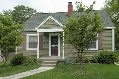 Nashville Single Family Home Under Contract - Not Showing: 2127 Riverside Drive