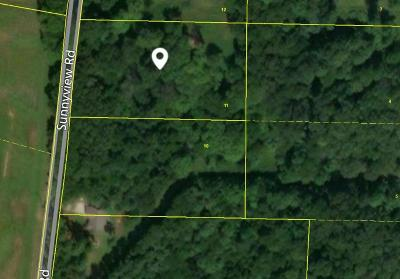 Christian County, Ky, Todd County, Ky, Montgomery County Residential Lots & Land For Sale: Sunnyview Rd