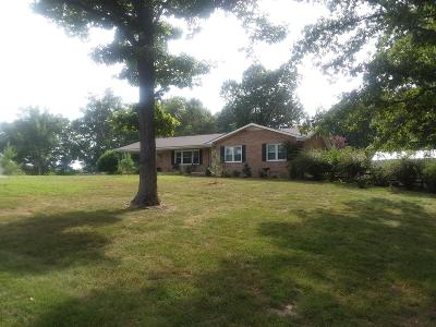 Dickson Single Family Home Under Contract - Showing: 107 Rouse Road