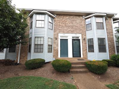 Madison Condo/Townhouse Under Contract - Not Showing: 424 Thomas Jefferson Cir #424