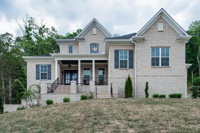 Brentwood  Single Family Home Under Contract - Showing: 6343 Wildwood Dr