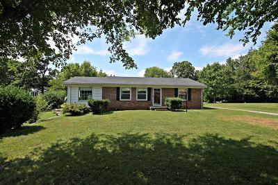 Adams Single Family Home For Sale: 208 S Church St