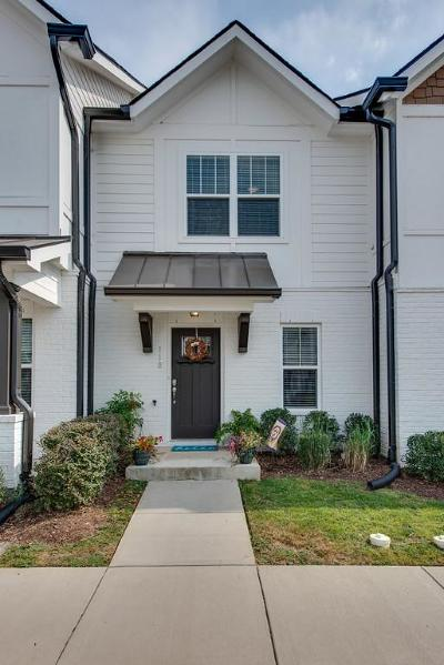 Nashville Condo/Townhouse Under Contract - Showing: 118 W Mill Dr