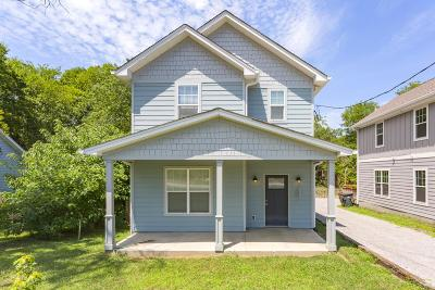 Nashville Single Family Home For Sale: 2217 24th Ave N