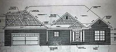 Marshall County Single Family Home Under Contract - Not Showing: 2503 Jennie Byrd Cv