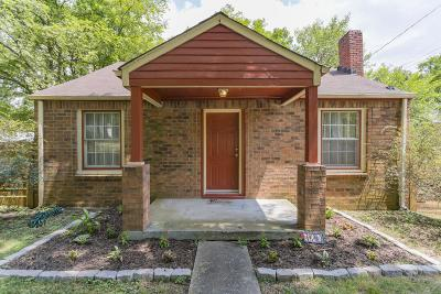 Madison Single Family Home Under Contract - Not Showing: 730 Delaware Ave