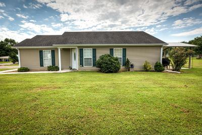 Shelbyville Single Family Home For Sale: 300 Shapard Dr