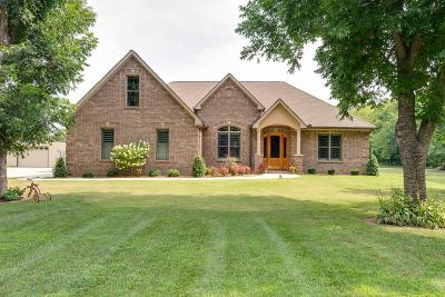 Marshall County Single Family Home For Sale: 1425 Ewing Ln