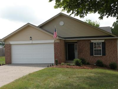 Madison Single Family Home Under Contract - Showing: 705 Comanche Ct