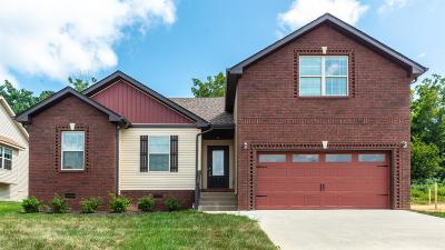 Autumn Creek Vi Single Family Home Under Contract - Showing: 1033 Charles Thomas Rd