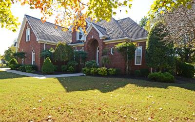 Murfreesboro Single Family Home For Sale: 338 Council Bluff Pkwy