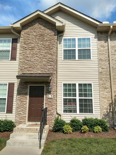 Gallatin Condo/Townhouse Under Contract - Not Showing: 1182 Long Hollow Pike # L3