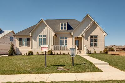 Thompsons Station Single Family Home For Sale: 3809 Pulpmill Dr *lot 6067*