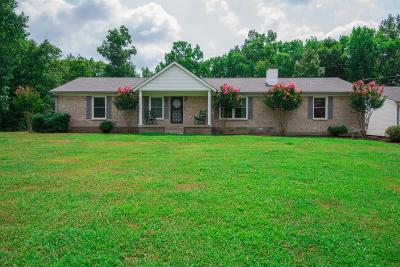 Columbia Single Family Home Under Contract - Showing: 2508 Rally Hill Cutoff Rd